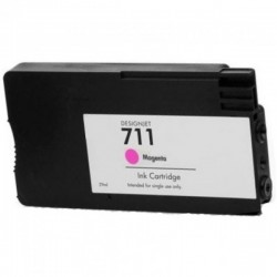 ΣΥΜΒΑΤΟ HP NO 711XL MAGENTA (CZ131A)