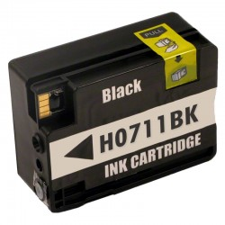 HP No 711XL Black (CZ133A)