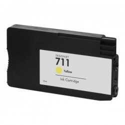 HP No 711XL Yellow (CZ132A)