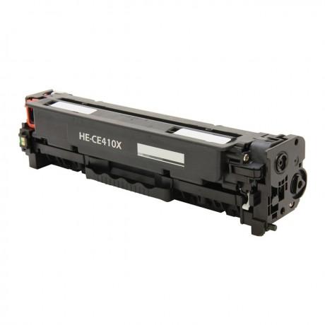HP CE410X , CC530A , Canon CRG-118 , CRG-318 , CRG-718 BK