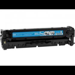 ΣΥΜΒΑΤΟ HP CE411A (HP 305A CYAN)
