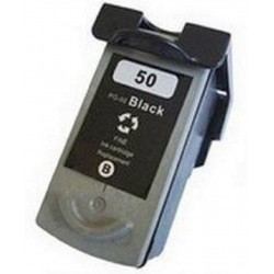 Canon PG-50 Black - HY Fax JX-200 , 500 (δείχνει στάθμη)